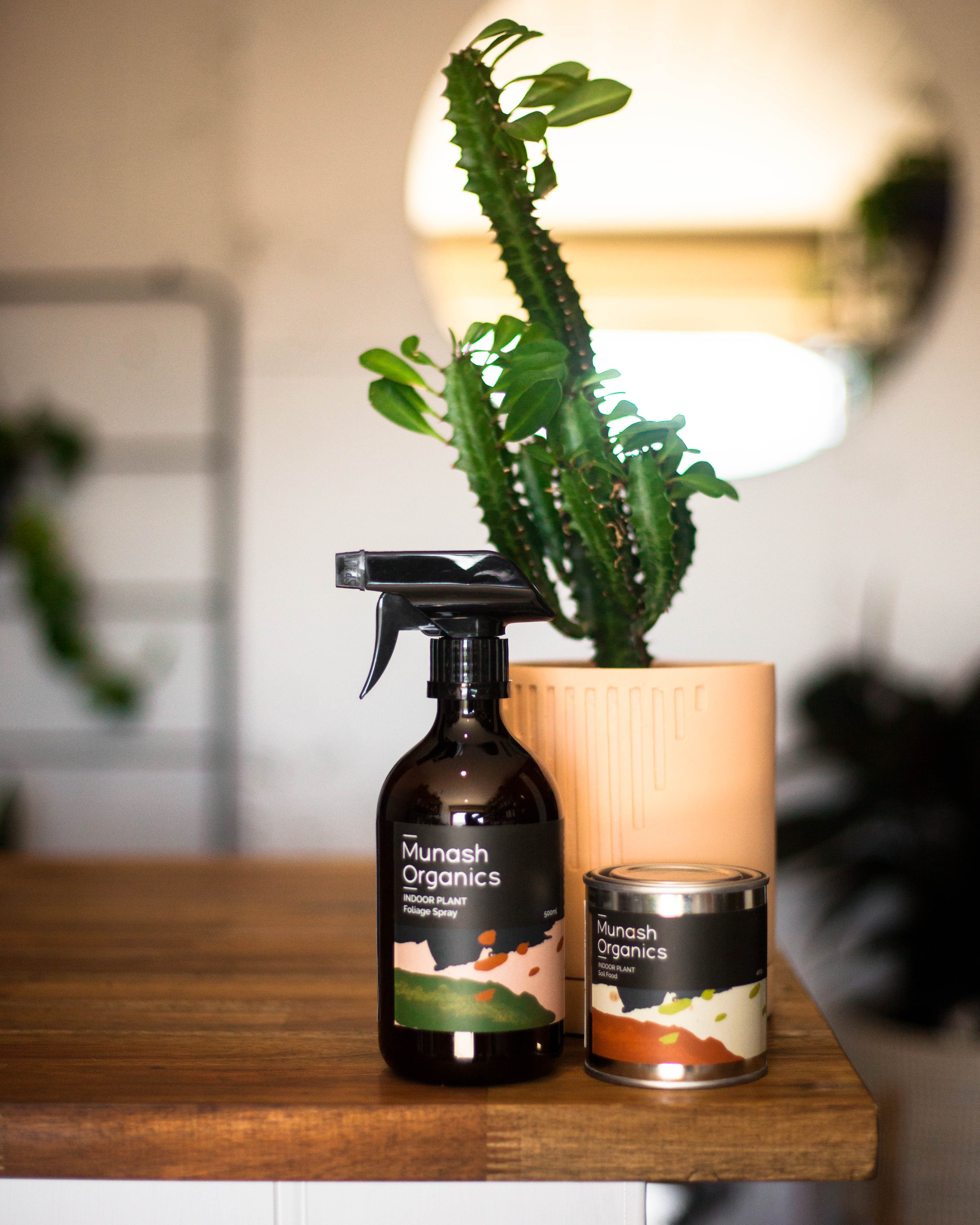 Munash Organics Soil Food and Foliage Spray